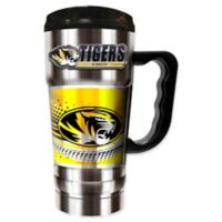 University of Missouri 20 oz. Vacuum Insulated Travel Mug
