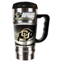University of Colorado 20 oz. Vacuum Insulated Travel Mug