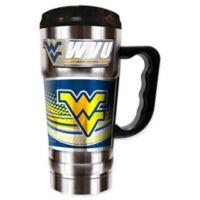 West Virginia University 20 oz. Vacuum Insulated Travel Mug