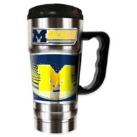 University of Michigan 20 oz. Vacuum Insulated Travel Mug