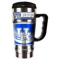 University of Kentucky 20 oz. Vacuum Insulated Travel Mug
