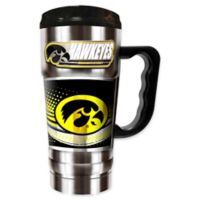 University of Iowa 20 oz. Vacuum Insulated Travel Mug