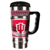 Indiana University 20 oz. Vacuum Insulated Travel Mug