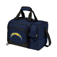 NFL Los Angeles Chargers Malibu Picnic Tote in Navy