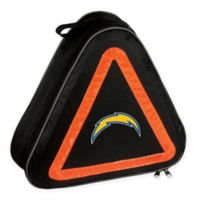 NFL Los Angeles Chargers Roadside Emergency Kit in Navy