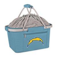 NFL Los Angeles Chargers Metro Basket in Sky Blue