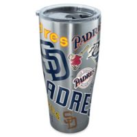 Tervis® MLB San Diego Padres All Over 30 oz. Stainless Steel Tumbler with Lid