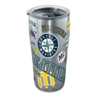 Tervis® MLB Seattle Mariners All Over 20 oz. Stainless Steel Tumbler with Lid
