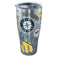 Tervis® MLB Seattle Mariners All Over 30 oz. Stainless Steel Tumbler with Lid