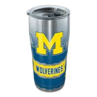 Tervis® University of Michigan 20 oz. Knockout Stainless Steel Tumbler with Lid