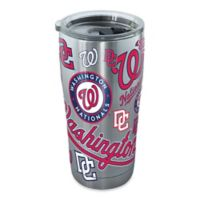 Tervis® MLB Washington Nationals All Over 20 oz. Stainless Steel Tumbler with Lid