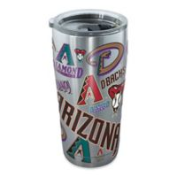Tervis® MLB Arizona Diamondbacks All Over 20 oz. Stainless Steel Tumbler with Lid