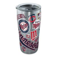 Tervis® MLB Minnesota Twins All Over 20 oz. Stainless Steel Tumbler with Lid