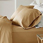 Madison Park 600-Thread-Count Cotton King Sheet Set in Gold