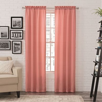 Buy Curtains for Living Rooms from Bed Bath & Beyond