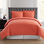 Truly Soft Everyday King Duvet Cover Set in Orange