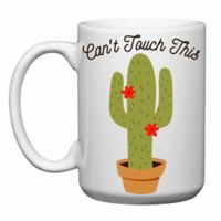 "Love You a Latte Shop ""Can't Touch This"" Mug"