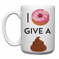 "Love You a Latte Shop ""I Donut Give a Crap"" Mug"