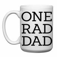 "Love You a Latte Shop ""One Rad Dad"" Mug"
