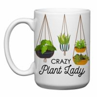 "Love You a Latte Shop ""Crazy Plant Lady"" Mug"