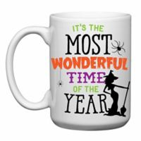 """Love You a Latte Shop """"It's The Most Wonderful Time Of The Year"""" Mug"""