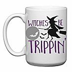"Love You a Latte Shop ""Witches Be Trippin"" Coffee Mug"