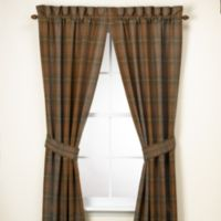 Croscill® Caribou Window Curtain Panel Pair