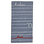 "ED Ellen DeGeneres ""Signature Words"" Napkin"