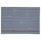"ED Ellen DeGeneres ""Signature Words"" Placemat"