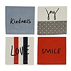ED Ellen DeGeneres™ Signature Collection Cocktail Napkins (Set of 4)