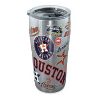 Tervis® MLB Houston Astros All Over 20 oz. Stainless Steel Tumbler with Lid
