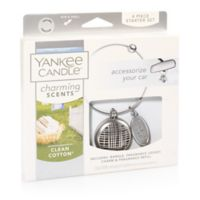 Yankee Candle® Charming Scents 4-Piece Starter Set in Clean Cotton