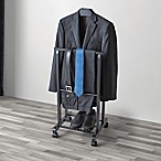 Men's Valet Stand in Black
