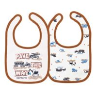 """Carhartt® 2-Pack 'Pave The Way"""" Bib in White"""