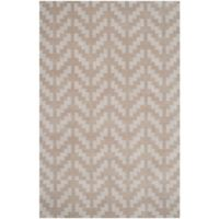 Safavieh Cambridge 3-Foot x 5-Foot Jolie Wool Rug in Grey/Taupe