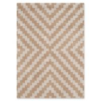 Safavieh Cambridge 2-Foot x 3-Foot Rosa Wool Rug in Grey/Taupe
