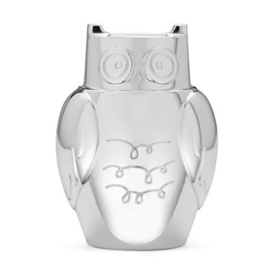 Buy owl themed baby gifts from bed bath beyond kate spade new york small world owl bank negle Choice Image