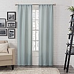 Pairs To Go™ Ibiza 63-Inch Rod Pocket Window Curtain Panel Pair in Mineral