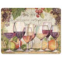 11.5-Inch x 15-Inch Flexible Cutting Mat in Wine