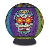 BePuzzled® Day of the Dead 3D 240-Piece Puzzle Sphere
