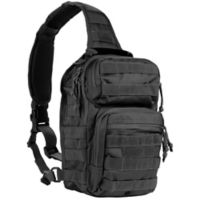 Rover Sling Pack in Black