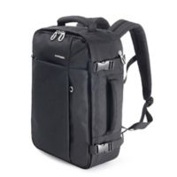 Tucano Tugo M 17-Inch Travel Backpack in Black