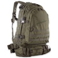 Red Rock Outdoor Gear Engagement Backpack in Olive