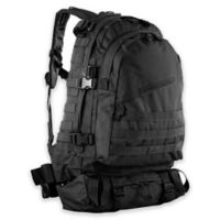 Red Rock Outdoor Gear Engagement Backpack in Black