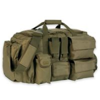 Red Rock Outdoor Gear Operations Duffle Bag in Olive