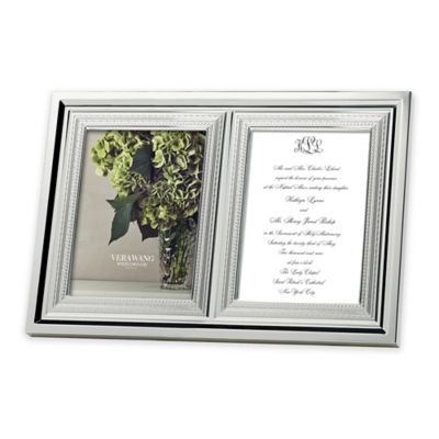 Buy Vera Wang Picture Frames From Bed Bath Beyond