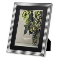 Vera Wang Wedgwood® with Love Noir 8-Inch x 10-Inch Frame