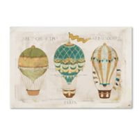Katie Pertiet 22-Inch x 32-Inch Balloon Expo I Canvas Wall Art