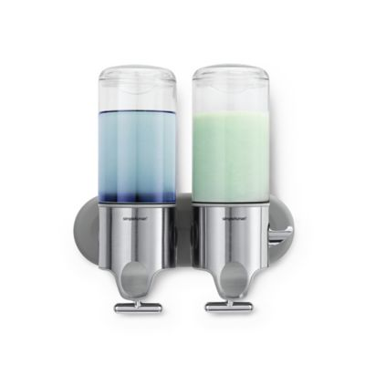 Simplehuman® Double Wall Mount Pumps