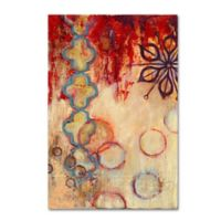 Rachel Paxton Wonderwall 6 12-Inch x 19-Inch Canvas Wall Art